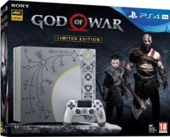 """PS4 Pro édition limitée """"God of War"""""""