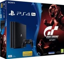 "PS4 Pro pack ""Gran Turismo Sport"""