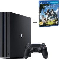 PS4 Pro 1 To + Horizon Zero Dawn