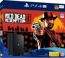"""PS4 Pro pack """"Red Dead Redemption II"""""""
