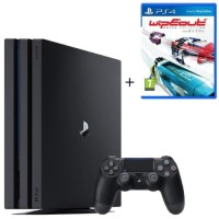 PS4 Pro 1 To + WipEout Omega Collection