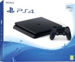 PS4 Slim 500 Go