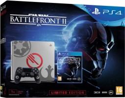 """PS4 Slim édition limitée """"Star Wars : Battlefront II"""""""