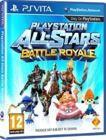 PlayStation All-Stars : Battle Royale (PS Vita)