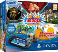 PS Vita Heroes Mega Pack