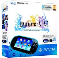 Pack PS Vita + Final Fantasy X et X-2 HD