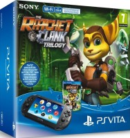 "PS Vita pack ""The Ratchet & Clank Trilogy"""