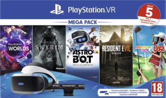 PS VR Mega Pack (PS4)