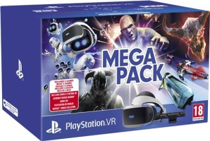 Méga Pack PlayStation VR