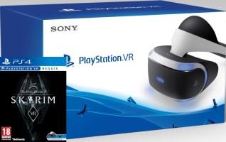 Pack PlayStation VR + Skyrim VR