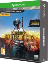 PlayerUnknown's Battlegrounds édition Fnac (Xbox One)