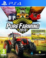 Pure Farming 2018 édition Day One (PS4)