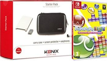 Puyo Puyo Tetris + pack d'accessoires (Switch)