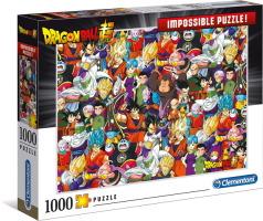 Puzzle 1000 pièces Dragon Ball Super