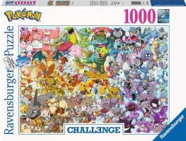 Puzzle 1000 pièces Pokémon