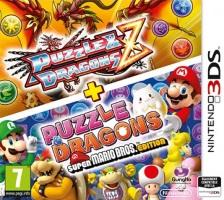Puzzle & Dragons Z Puzzle + Dragons: Super Mario Bros. Edition (3DS)