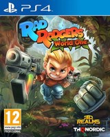 Rad Rodgers : World One (PS4)