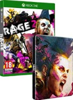Rage 2 (Xbox One) + steelbook