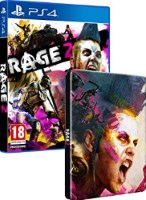 Rage 2 (PS4) + steelbook