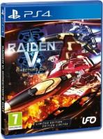 Raiden V : Director's Cut édition limitée (PS4)