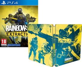 Rainbow Six: Extraction (PS4) + steelbook