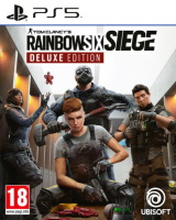 Rainbow Six Siege édition Deluxe (PS5)