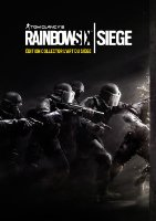 "Rainbow Six : Siege édition collector ""l'art du siège"" (Xbox One)"