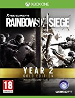 Rainbow Six : Siege Gold Edition Year 2 (Xbox One)