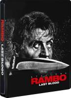 Rambo: Last Blood édition steelbook (blu-ray)
