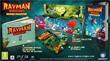 Rayman Origins édition collector (PS3)
