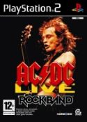 Rock Band: AC/DC Live (PS2)