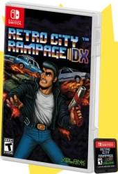 Retro City Rampage DX (Switch)