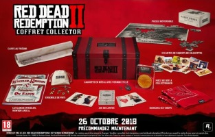 Red Dead Redemption 2 : coffret collector