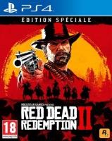 Red Dead Redemption II édition spéciale (PS4)