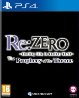 Re: Zero - The Prophecy of The Throne édition collector (PS4)