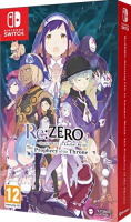 Re: Zero - The Prophecy of The Throne (Switch)