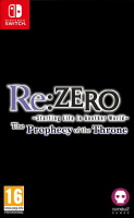 Re: Zero - The Prophecy of The Throne édition collector (Switch)