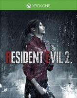 Resident Evil 2 édition lenticulaire (Xbox One)