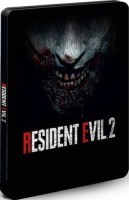Resident Evil 2 édition steelbook (PS4, Xbox One)