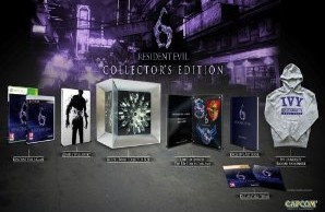 Resident Evil 6 édition collector (PS3, Xbox 360)