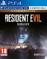 Resident Evil 7: Biohazard édition Gold (PS4)