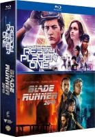 "Coffret ""Ready Player One + Blade Runner 2049"" (blu-ray)"