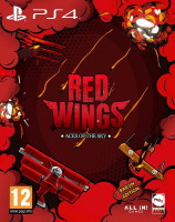 Red Wings: Aces of the Sky édition Baron (PS4)