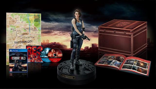 Resident Evil 3 Remake - Le premier trailer est disponible !  Resident-evil-3-edition-collector-tmp-contenu