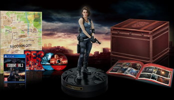 Resident Evil 3 édition collector (PS4, Xbox One)