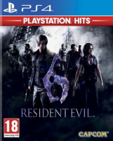 Resident Evil 6 édition PlayStation Hits (PS4)