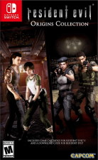 Resident Evil: Origins Collection (Switch)