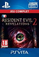 Resident Evil : Revelations 2 (PS Vita)