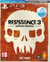 Resistance 3 édition spéciale (PS3)
