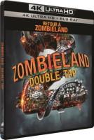 Retour à Zombieland édition steelbook (blu-ray 4K)